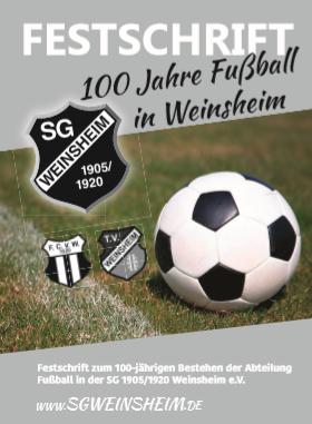 SGW Jubiläum